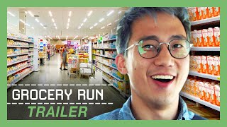 Grocery Run with Steven Lim | Series Trailer