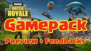 Fortnite || #NEW GamePack + Preview(AIMBOT,100%Accuracy,...) + FEEDBACKS [CronusMax, PS4/XBOX/PC]