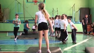 Открытый урок 02.03.2016 (физкультура, 3 класс) часть 5
