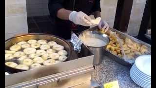 Как приготовить яблоки и другие фрукты в кляре