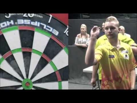 2016 Players Championship #15 - Michael van Gerwen vs Dimitri Van den Bergh
