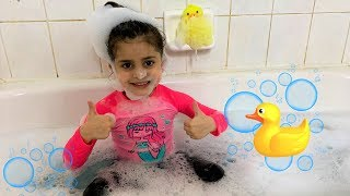 Bath Song Nursery Rhymes Songs For Kids From Sally!