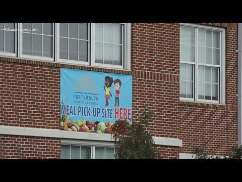 Portsmouth elementary school students get choice between online, hybrid model