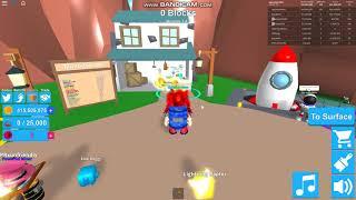 Roblox [🌞SALE] Mining Simulator mua dc cay dinh 3 )