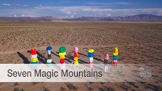 Seven Magic Mountains at a Glance