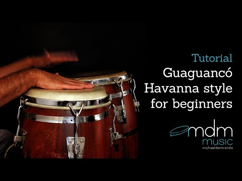 Guaguancó Havanna style for beginners - Tutorial