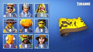 GUESS THE SKIN OF FORTNITE FOR YOUR WRAPPING tusadivi