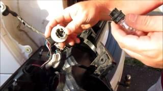 2008 pontiac torrent tail light bulb replacement