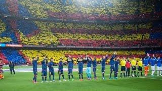 Barcelona: FC Barcelona - Real Madrid CF, 2-1 (Liga 2014/15)