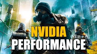The Division Nvidia Performance (GTX 970 & GTX 950)