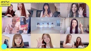 《FOREVER PINK》創意舞蹈大賽 Reaction 影片公開~大家都超用心!|PINK FUN