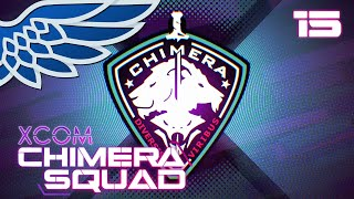 XCOM Chimera Squad   Sacred Coil Gene Therapy Clinic - Gameplay Ep. 15