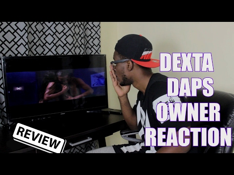 Dexta Daps Bring It To The Owner - Intro REACTION