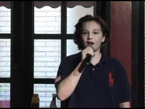 Individual Dream Believers School Performances 8-8-10 - David Kuzma