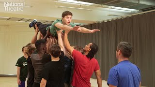 Frantic Assembly Masterclass: Learning to Fly