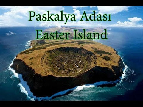 Paskalya Adası   Easter Island   ŞİLİ   Gezilecek Yerler