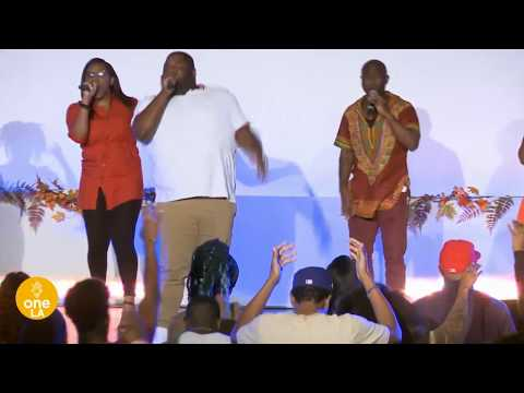 Here's My Worship (Phil Thompson) Reprise | Brian Lamar Stokes | Potter's House One LA 11.19.17