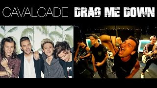 Cavalcade /// Drag Me Down (One Direction Metal Cover) Punk Goes Pop Style