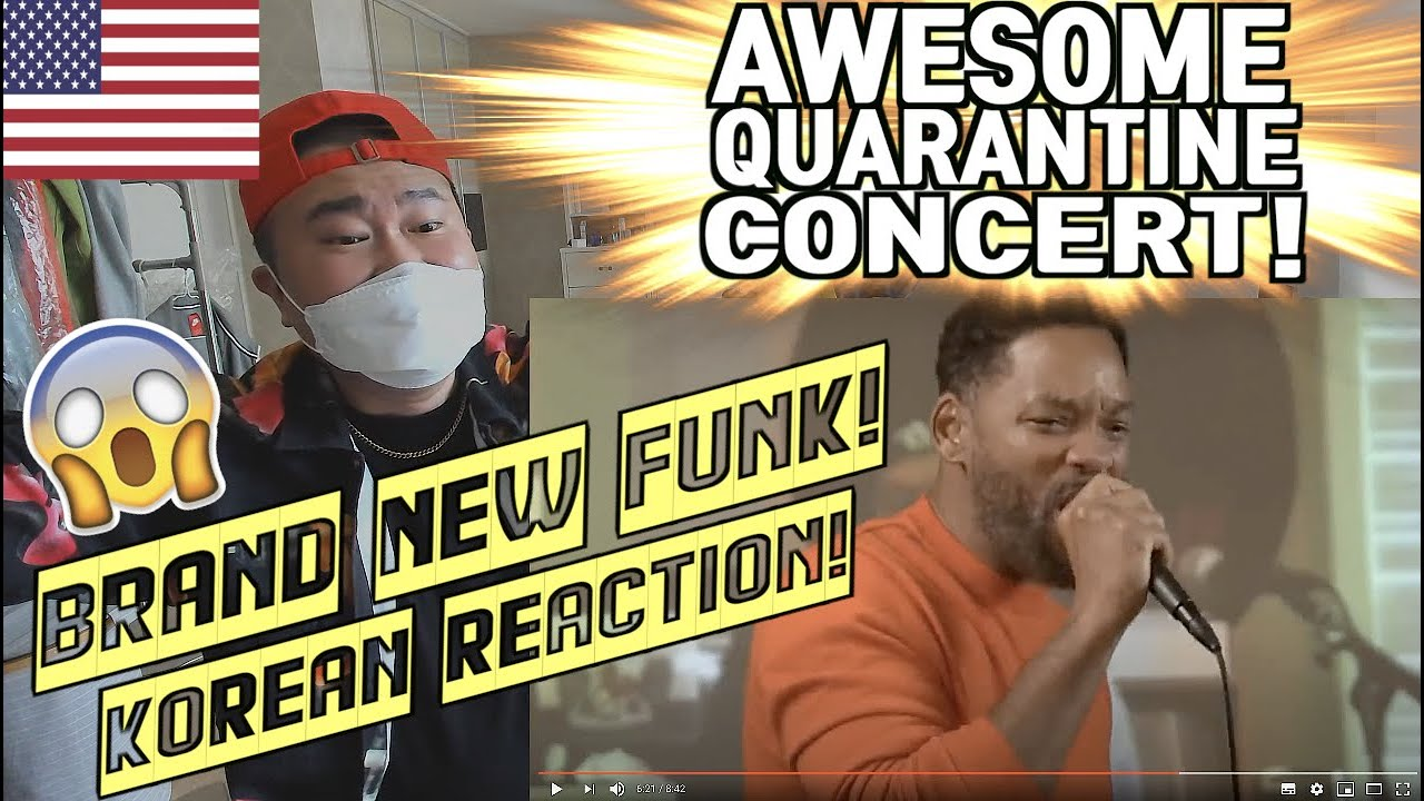 Download Korean Hiphop Junkie react to WILL SMITH's quarantine concert!(w. DJ JAZZY JEFF) (ENG SUB)