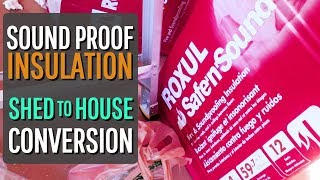 Roxul Safe and Sound | Fire and Soundproofing Insulation