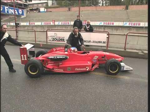Jeroen Bleekemolen Formule 3