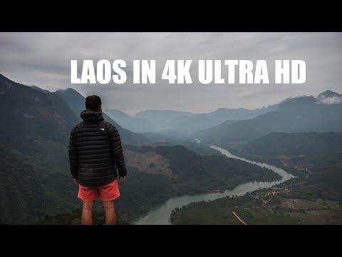 LAOS IN 4K ULTRA HD