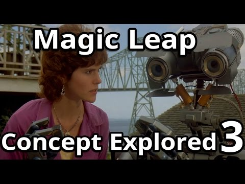 Magic Leap Concept Explored Part 3