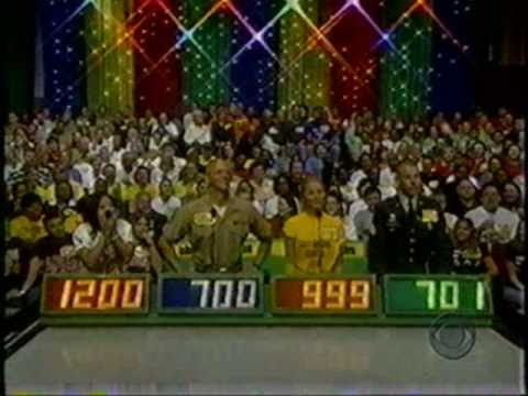 The Price is Right | 12/04/02