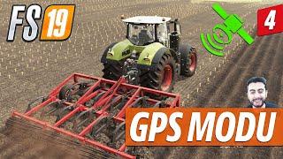 FS 19 GPS Modu Nasıl Kullanılıyor? Anlatıyoruz! Guidance Steering