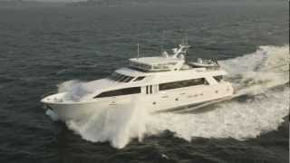 100' Hatteras Motor Yacht