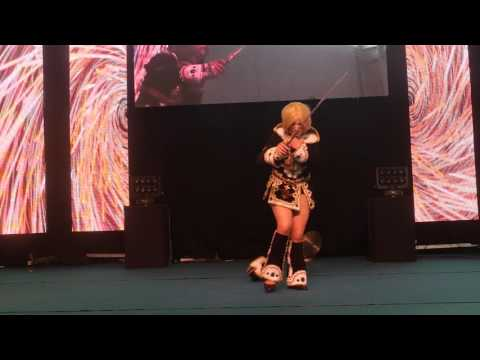 related image - Toulouse Game Show Springbreak - 2017 - Cosplay Samedi - 02 - Trinity Blood