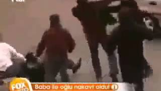 4 Kişiyi Tek Başına Dövdü  Komik Video