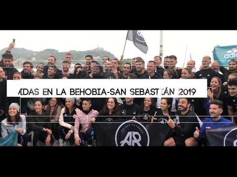 Así se lo montó adidas en la Behobia San Sebastián con Haile Gebrselassie