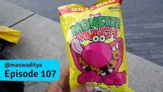 Review Doritos dan Monster Munch