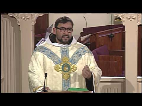 Daily Catholic Mass - 2015-11-21 - Fr. Leonard