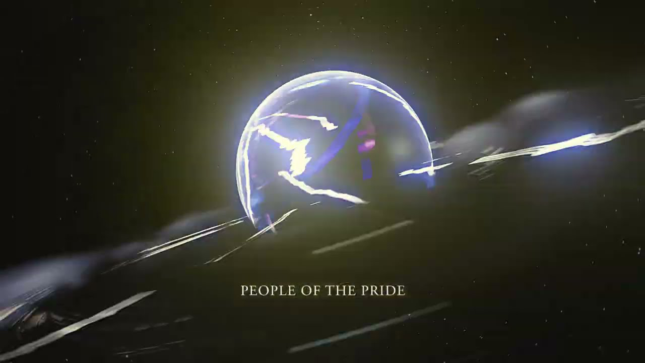 Coldplay  People Of The Pride Official Lyric Video