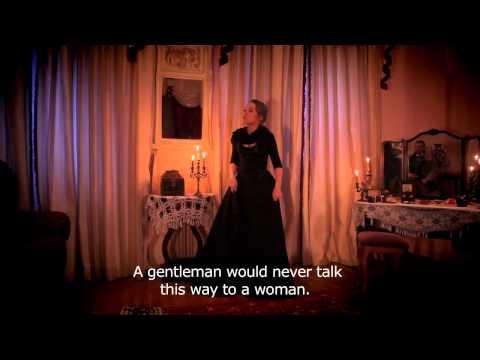 'The Boor', short film, Anton Chekhov's play adaptation, New York Film Academy Diploma, 2013