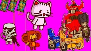 Ударный отряд котят 2 - Для Детей - Strike force kitty 2 Для Детей часть #14