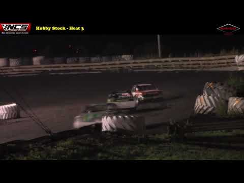 Hobby Stock -- 8/26/17 -- Nobles County Speedway