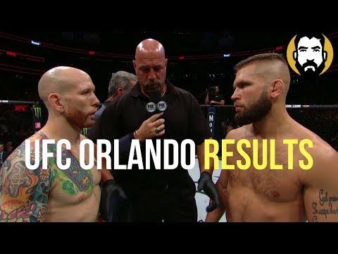UFC Orlando Results: Jeremy Stephens vs. Josh Emmett | Post-Fight Special | Luke Thomas