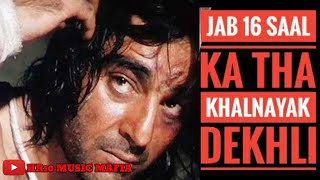 Jab 16 Saal Ka Tha Khalnayak Dekhli (Lyrics) | Asla | Latest Haryanvi Song 2020 | HR10 Mafia