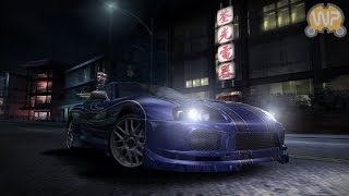 The Pyan (Полный Фильм - Rus) Need For Speed Carbon