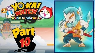 Yo-Kai Watch Wibble Wobble - Part 10   Yo-Kai Evolution! [English Gameplay]