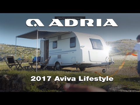 2017 Adria Aviva Lifestyle video