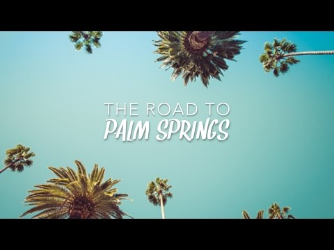 The Road to Palm Springs - A Thrifting and Creative Journey!