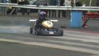 KART Formula 1 Honda 250cc