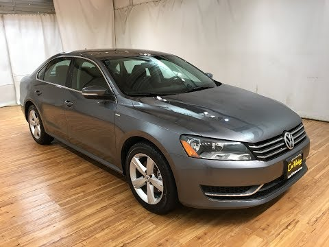2014 Volkswagen Passat S LEATHER #Carvision