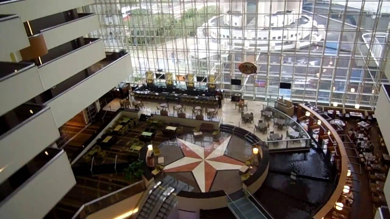 Schindler Scenic Elevators @ Hyatt Regency Dallas