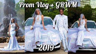 PROM VLOG + GRWM 2019
