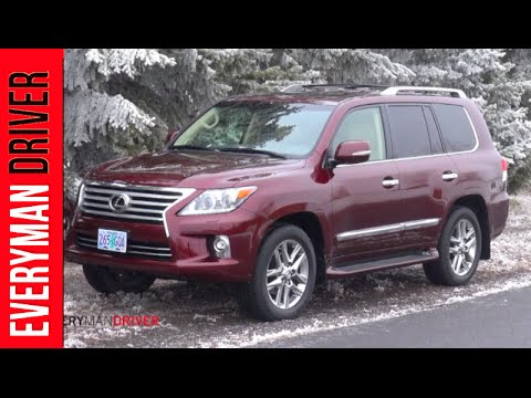 Here's the 2014 Lexus LX 570 Review on Everyman Driver
